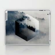 Laptop & iPad Skin featuring Deep Forest by Cafelab