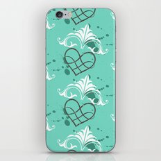 Fresh heart iPhone & iPod Skin