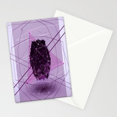 the eXplOde Ball tHink  Stationery Cards