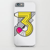 iPhone & iPod Case featuring d3signer by Brandon Ortwein