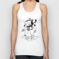 National Advisory Commit… Unisex Tank Top
