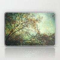 magic in the forest/ green Laptop & iPad Skin