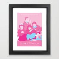The Breakfast Club Framed Art Print