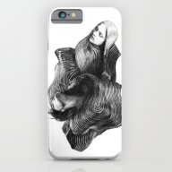 iPhone & iPod Case featuring CHANGE by Pliska Dasha