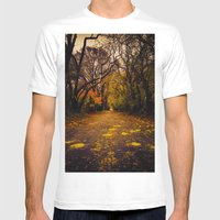 Finding The Beauty In Hu… Mens Fitted Tee White SMALL