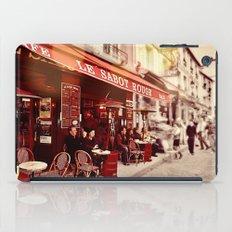 Coffehouse, Sidewalk Caf… iPad Case