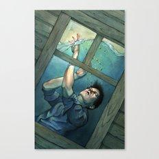 Liquidation Canvas Print