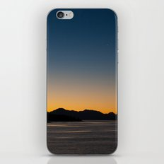 Patagonia Sunset iPhone & iPod Skin