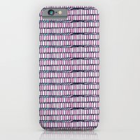 iPhone & iPod Case featuring buildings by Mariana Beldi