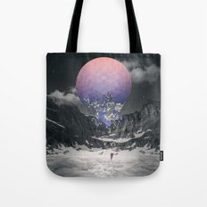 Fall To Pieces III Tote Bag