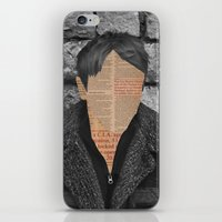 Headlines iPhone & iPod Skin