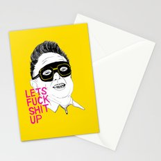 F*ck Sh*t Up Stationery Cards
