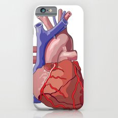 Vector Heart iPhone 6s Slim Case