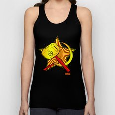 Asgardian Revolution: THOR Unisex Tank Top
