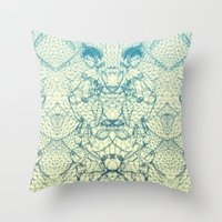 23 Pieces Throw Pillow