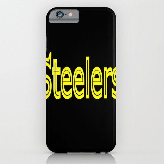 Steelers - #1 iPhone & iPod Case