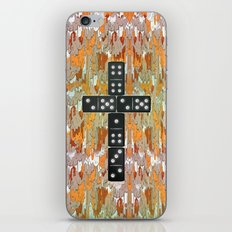 Holy Domino.0.2 iPhone & iPod Skin