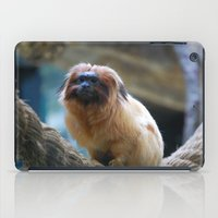 Monkey On Rope iPad Case