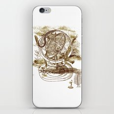 strange artefact iPhone & iPod Skin
