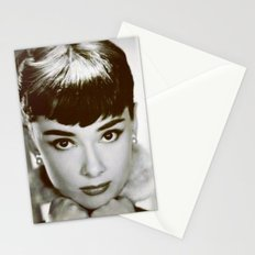 Presenting Miss Hepburn Stationery Cards