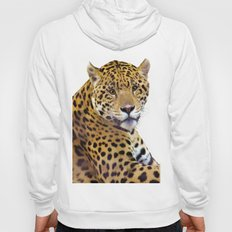 Jaguar At Rest Hoody