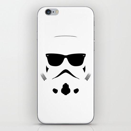 Shadetrooper iPhone & iPod Skin