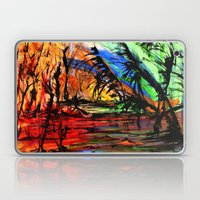 Fire & Flood Laptop & iPad Skin