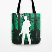Alan Wake Tote Bag