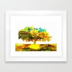 Embrace Life Framed Art Print