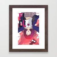 Mamimi Framed Art Print