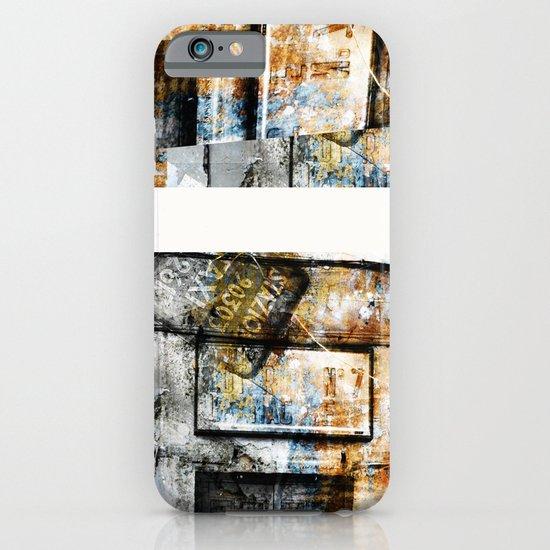 Aphasie iPhone & iPod Case