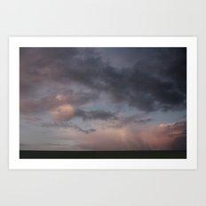 Cloudscape II Art Print