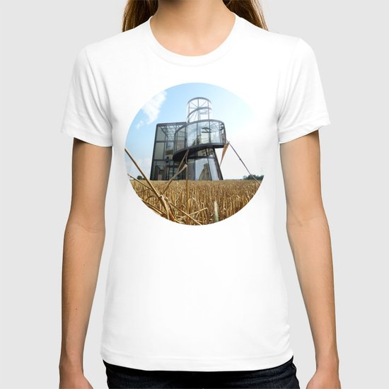 Surreal CityLand Collage 6 T-shirt