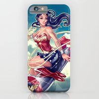 iPhone & iPod Case featuring WONDERBOMB by Tim Shumate