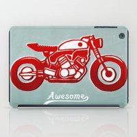 Vintage Bike iPad Case