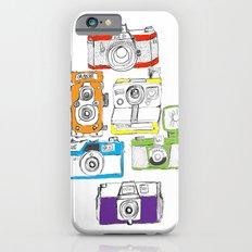 Colorful Cameras Slim Case iPhone 6s