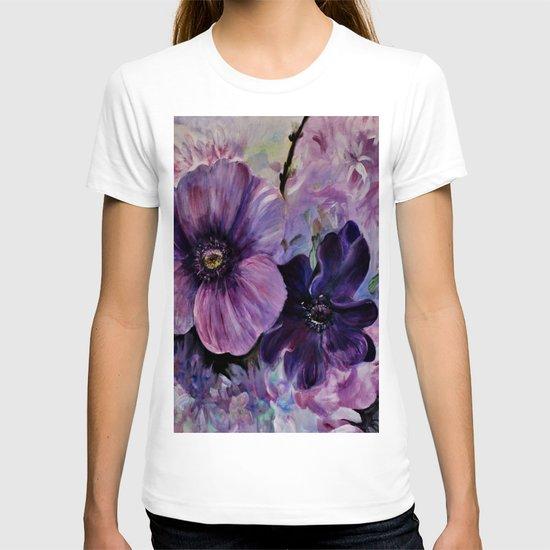 Bleu de printemps T-shirt