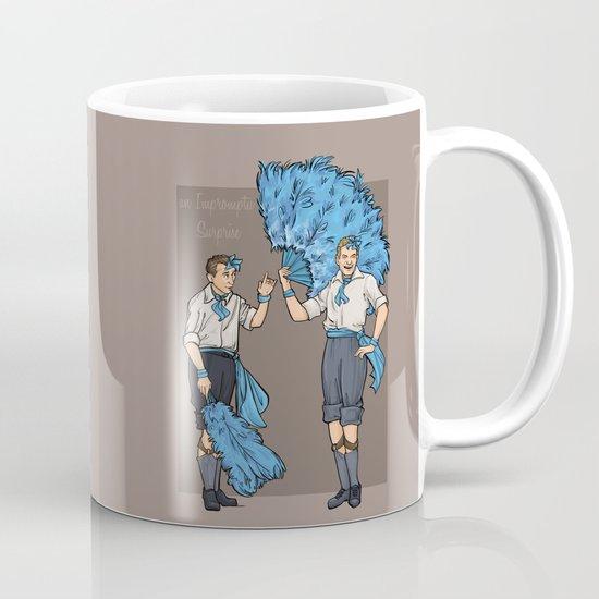 Caring, Sharing Mug