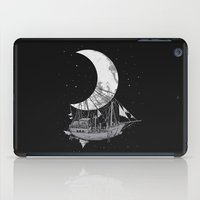 Moon Ship iPad Case