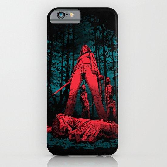Huntress iPhone & iPod Case