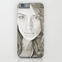 iPhone & iPod Case featuring Faces by Yurai