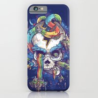 iPhone & iPod Case featuring Strangely familiar by Mathijs Vissers