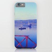 iPhone Cases featuring Color en invierno by Viviana Gonzalez