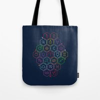 Written In The Stars Tote Bag