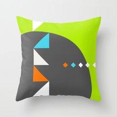 Spot Slice 03 Throw Pillow