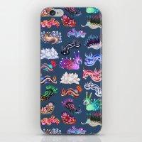 Nudibranch iPhone & iPod Skin