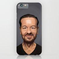 Celebrity Sunday ~ Ricky Gervais iPhone 6 Slim Case