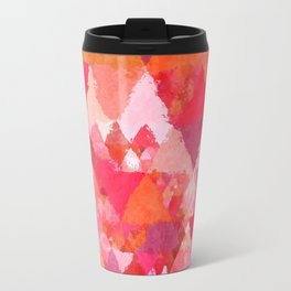 Travel Mug - Into the heat - Triangles - Better HOME