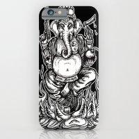 Ganesh I : Painting iPhone 6 Slim Case