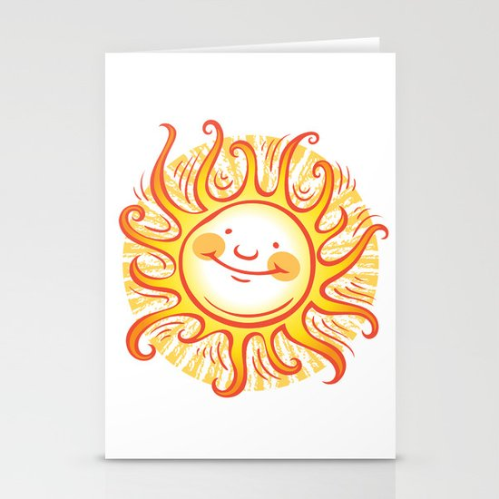 Shine On Stationery Card